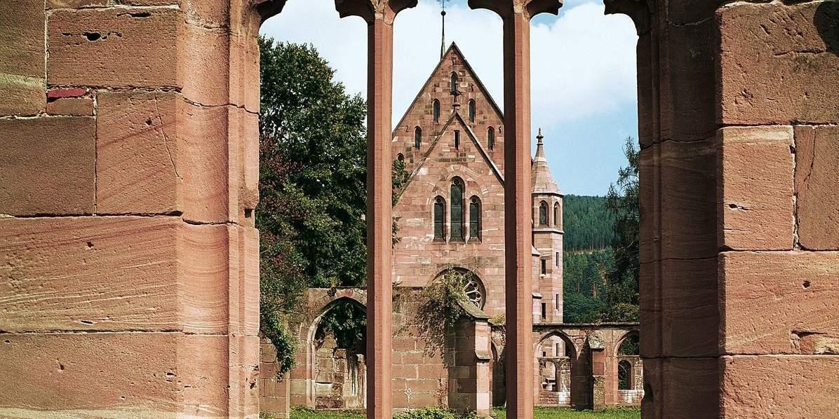 Marienkapelle im Kloster Hirsau;  Foto: Staatliche Schlösser und Gärten Baden-Württemberg, Andrea Rachele