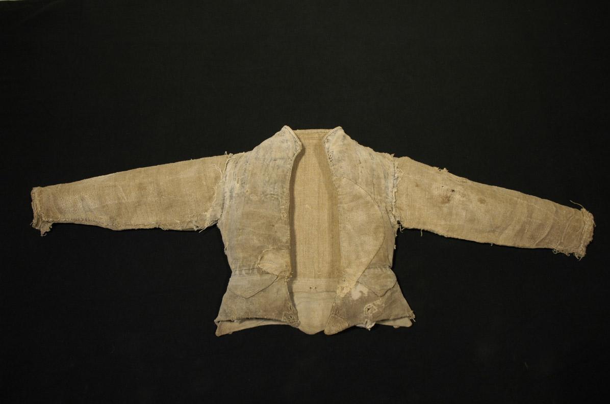 Kleidung, ein Wams, heute im Klostermuseum Alpirsbach; Foto: Staatliche Schlösser und Gärten Baden-Württemberg, Werner Hiller-König