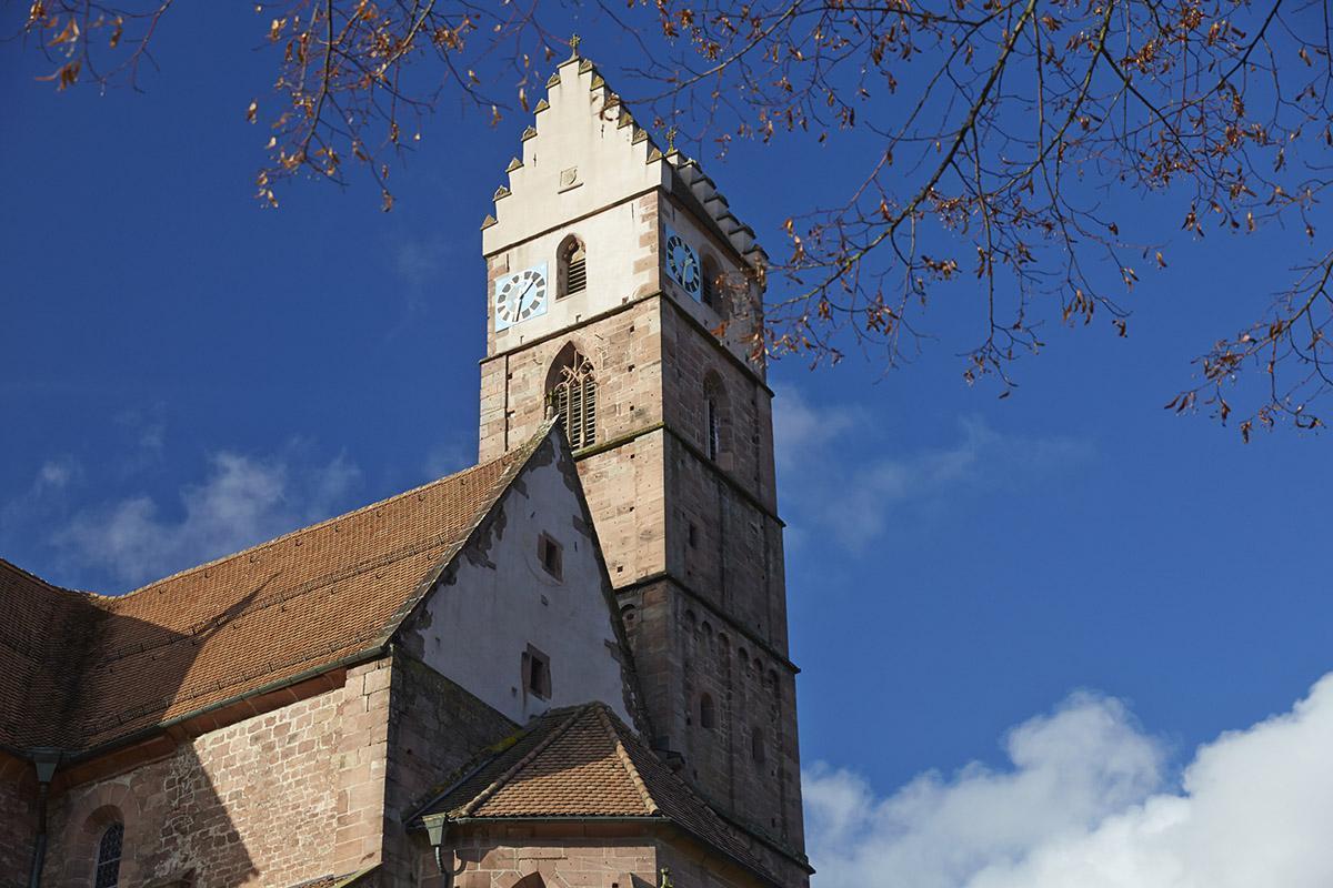 Glockenturm der Klosterkirche, Kloster Alpirsbach