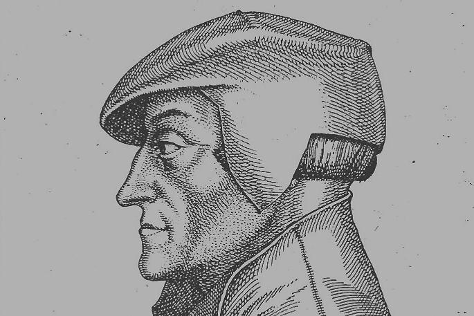Porträt des Ambrosius Blarer aus dem 16. Jahrhundert; Foto: Wikipedia, gemeinfrei