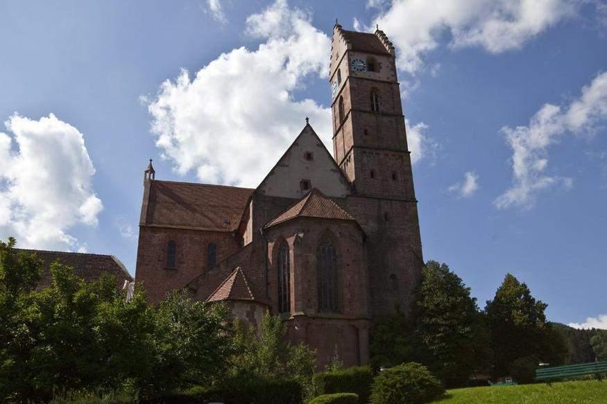 The Alpirsbach Monastery