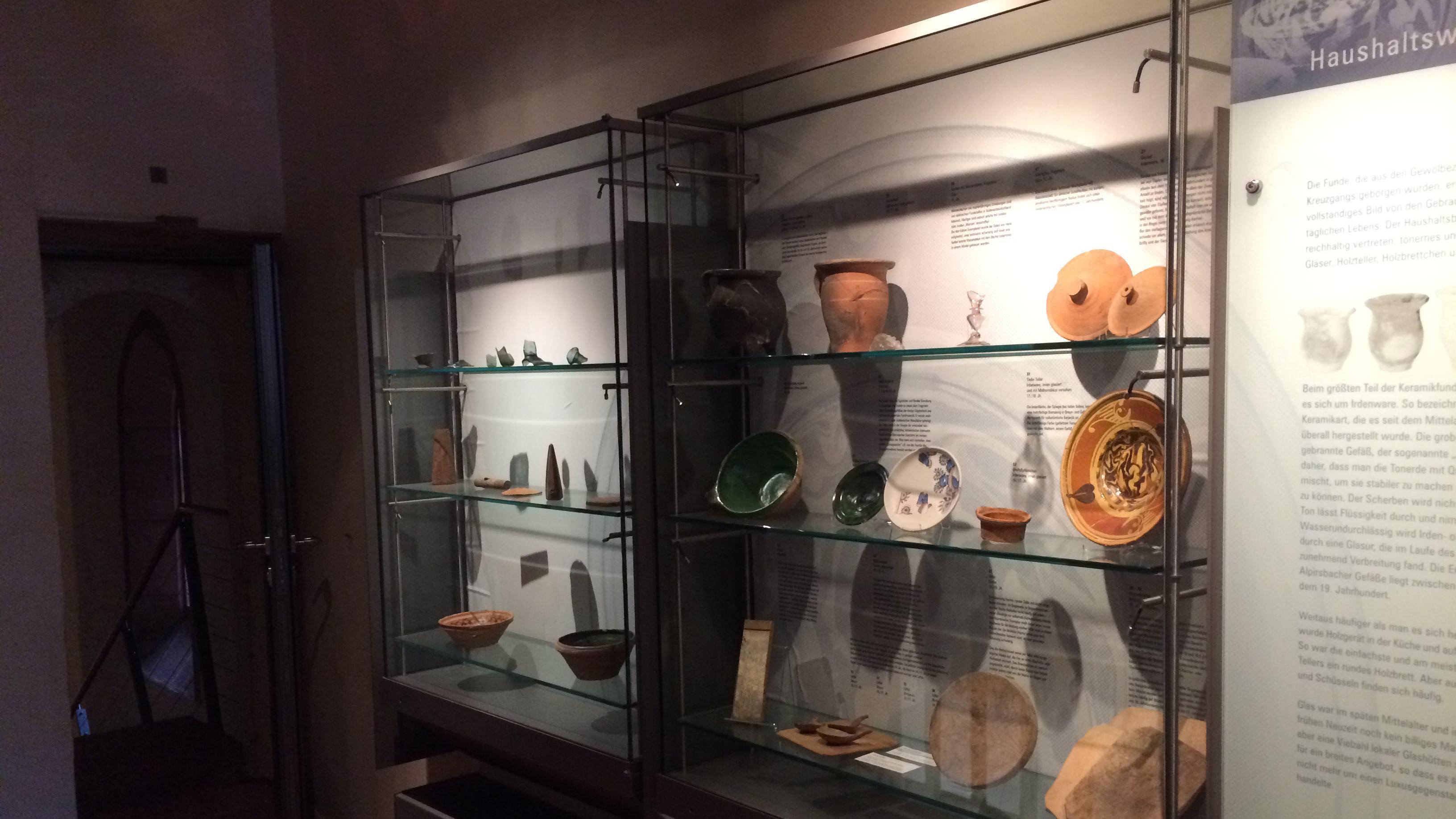 Kloster Alpirsbach, Klostermuseum; Foto: Staatliche Schlösser und Gärten Baden-Württemberg, Petra Schaffrodt