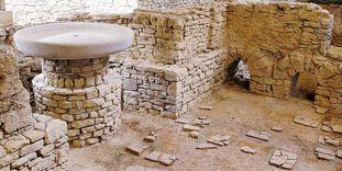 Die römische Badruine in Hüfingen