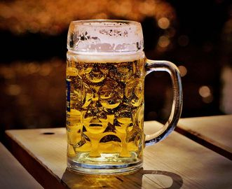 A mug of beer. Image: Pixabay, in the public domain