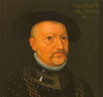 Herzog Ulrich von Württemberg, Gemälde