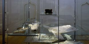 Image: View into the monastery museum