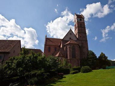 Kloster Alpirsbach von außen