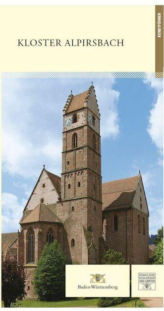 Kloster Alpirsbach; Foto: Michael Imhof Verlag