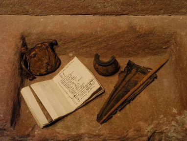 Kloster Alpirsbach, Heft von einem Schüler